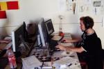 Basse, working